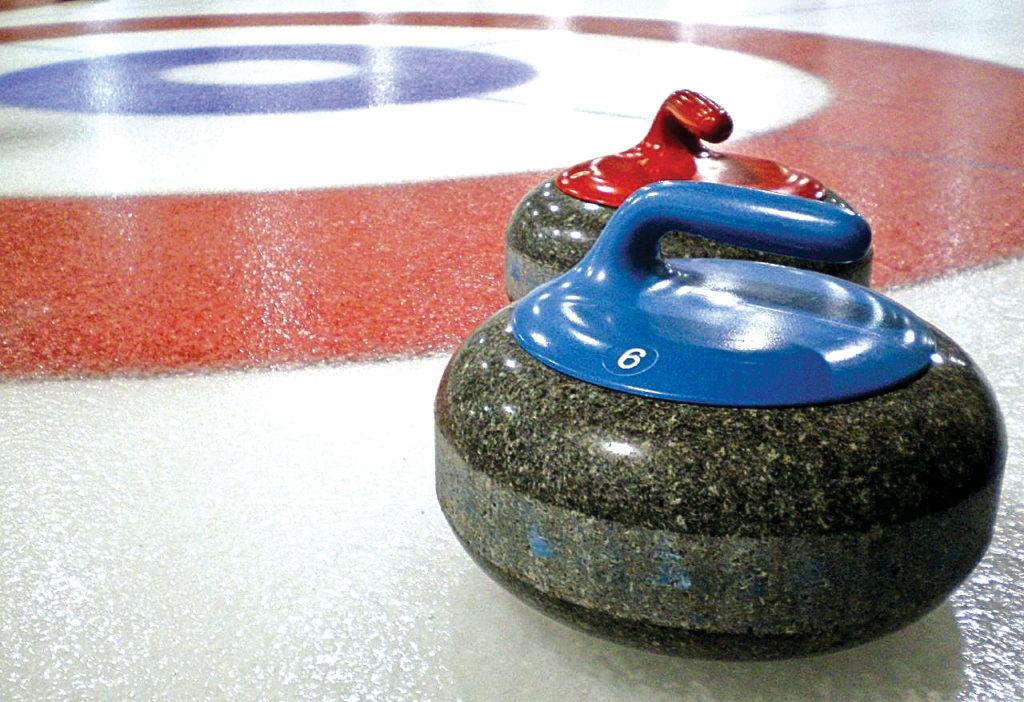 Rock, sweeper, broom: curling 101 | Excalibur Publications