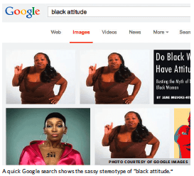 Why do black women have attitudes